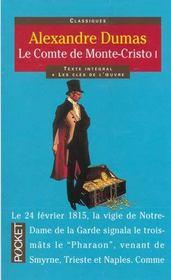 Le comte de Monte-Cristo t.1 - Intérieur - Format classique