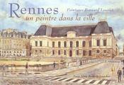 Rennes, un peintre dans la ville - Intérieur - Format classique
