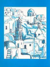 Julia en grèce - 4ème de couverture - Format classique