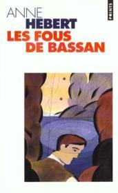 Les fous de Bassan - Couverture - Format classique