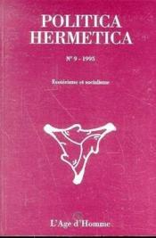 P9 Politica Hermetica 1995 - Couverture - Format classique