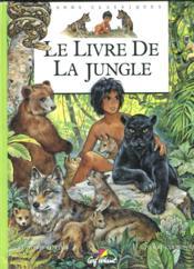Le livre de la jungle - Couverture - Format classique