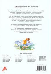 Copain des pyrenees ; le guide des petits pyreneens - 4ème de couverture - Format classique