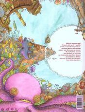 Les trois chemins t.2 ; sous les mers - 4ème de couverture - Format classique