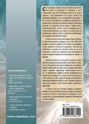 Cognitive ; Vers Une Information Plus Cognitive Et Sociale - 4ème de couverture - Format classique
