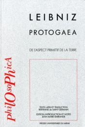 Protogaea de l'aspect primitif de la terre - Couverture - Format classique