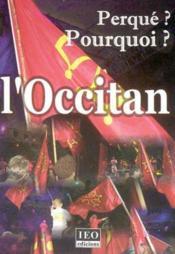 L'occitan pourquoi ? - Couverture - Format classique