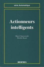 Actionneurs intelligents - Couverture - Format classique