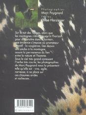 La vosgienne - 4ème de couverture - Format classique