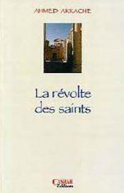 La révolte des saints - Intérieur - Format classique