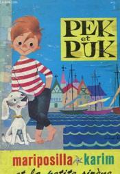 Pek Et Puk - Mariposilla Karim Et La Petite Sirene - Couverture - Format classique