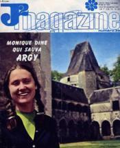 J2 Magazine N°39, 28 Septembre 1967, Journal Ames Vaillantes Fonde En 1937. Monique Dine Qui Sauva Argy. - Couverture - Format classique