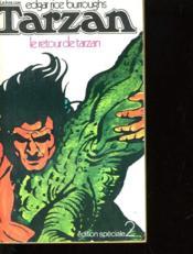 Le Retour De Tarzan - Edition Speciale 2 - Couverture - Format classique