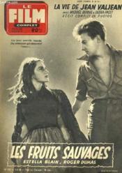 Film Complet N° 472 - Les Fruits Sauvages - Couverture - Format classique