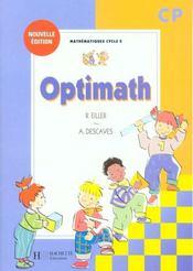 Optimath Cp Fichier Eleve - Intérieur - Format classique
