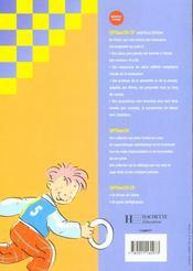 Optimath Cp Fichier Eleve - 4ème de couverture - Format classique