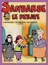 Sanbarbe N.6 ; Sanbarbe Prend Des Vacances - Couverture - Format classique