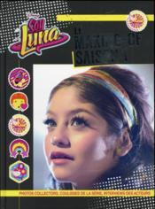 Luna ; making of - Couverture - Format classique