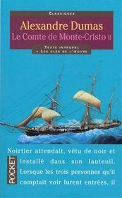 Le comte de Monte-Cristo t.2 - Intérieur - Format classique