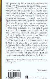 Les Brulures Du Coeur - 4ème de couverture - Format classique