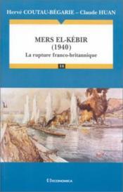 Mers El-Kebir - Couverture - Format classique