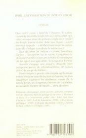 L'Enigme Babel 592 - 4ème de couverture - Format classique