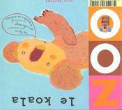 Le tigre ; le koala - 4ème de couverture - Format classique