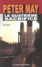Le quatrième sacrifice - Couverture - Format classique