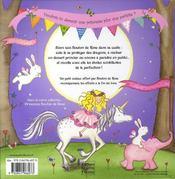 Princesse bouton de rose ; une princesse plus que parfaite - 4ème de couverture - Format classique