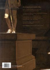 Nova t.1 ; le châtiment de l'aurore - 4ème de couverture - Format classique