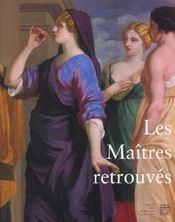 Les Maitres Retrouves - Intérieur - Format classique