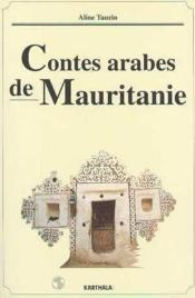 Contes Arabes De Mauritanie - Couverture - Format classique