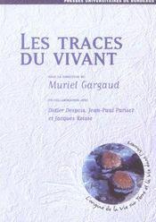 Traces Du Vivant - Intérieur - Format classique