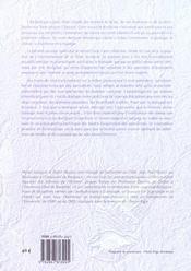 Traces Du Vivant - 4ème de couverture - Format classique