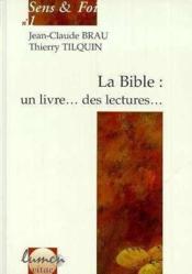 La Bible Un Livre Des Lectures - Couverture - Format classique