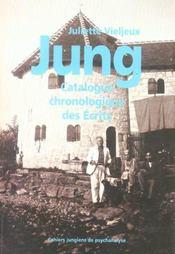 Jung catalogue chronologique des ecrits - Intérieur - Format classique