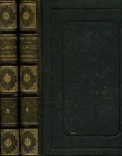 L'Anjou et ses monuments, complet en 2 volumes - Couverture - Format classique