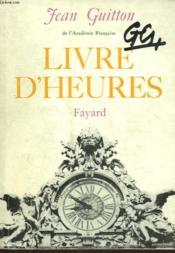 Livre D'Heures. - Couverture - Format classique
