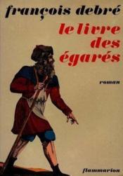 Le livre des égarés. - Couverture - Format classique