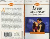 Le Prix De L'Espoir - Dark Prince - Couverture - Format classique