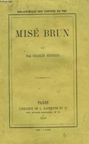 Mise Brun - Couverture - Format classique