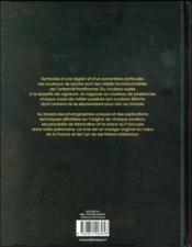 Couteaux de collection - 4ème de couverture - Format classique