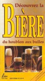 Decouvrez la biere du houblon aux bulles - Couverture - Format classique