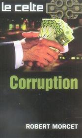 Corruption - Intérieur - Format classique