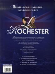 Les rochester t.5 ; jeunes gens en colère - 4ème de couverture - Format classique