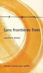 Sans frontières fixes - Intérieur - Format classique