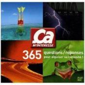 Calendrier ça m'intéresse (édition 2005) - Couverture - Format classique