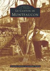 Le canton de Montfaucon - Couverture - Format classique