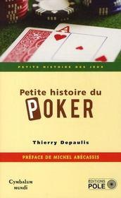 Petite histoire du poker - Intérieur - Format classique