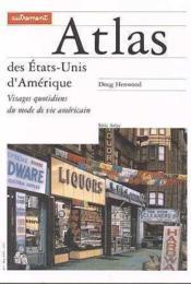 Atlas des etats-unis d'amerique - Couverture - Format classique